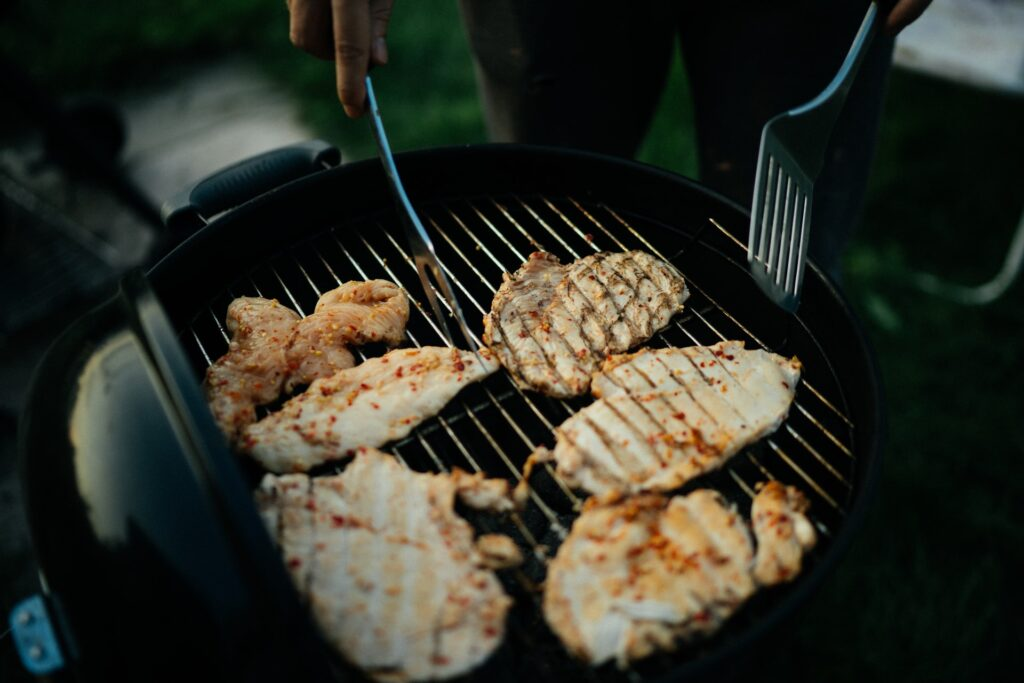 トレーニングより難易度が高いと感じる食事管理…。いろいろな調理方法を試す必要がありそう。
